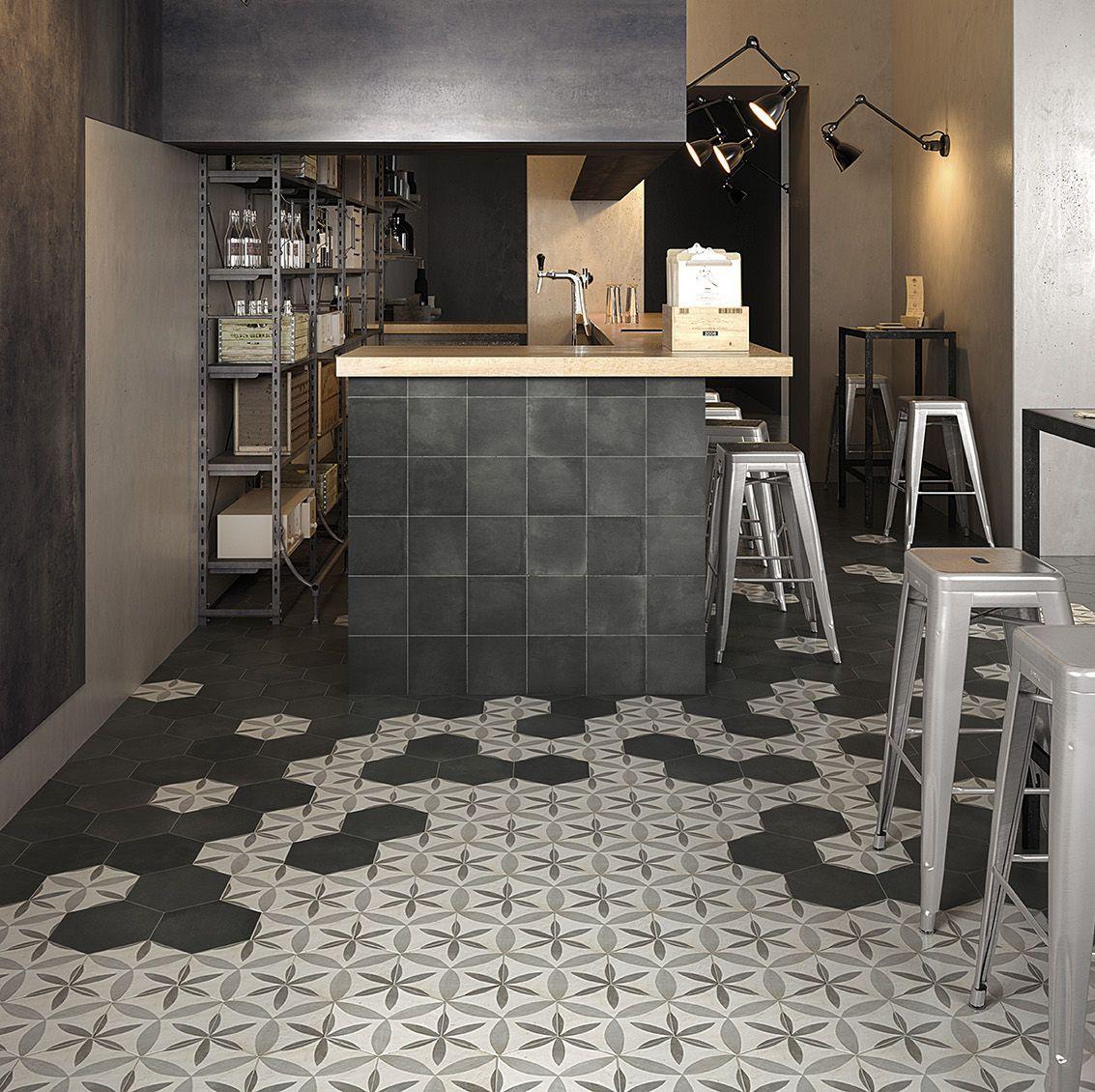 Piastrella da cucina / a muro / per pavimento / in gres porcellanato ...