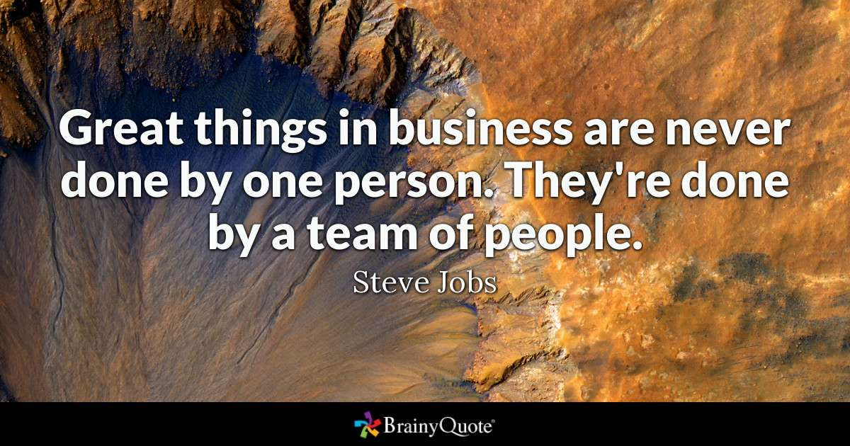 Business Quotes Awesome Steve Jobs Quotes  Steve Jobs Team Motivation And Business Quotes