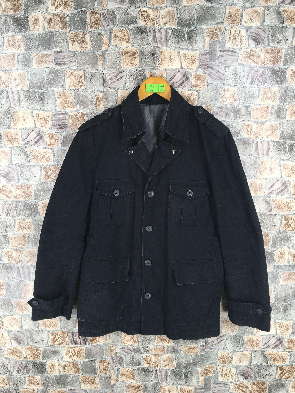 Clothing Jacket Levisjeansjacket 80sdenimjacket Workersdenimjacket Menjeansjacket Vintagedenim Vintage Jeans Mens Black Jean Jacket Vintage Denim Jacket [ 3000 x 2250 Pixel ]