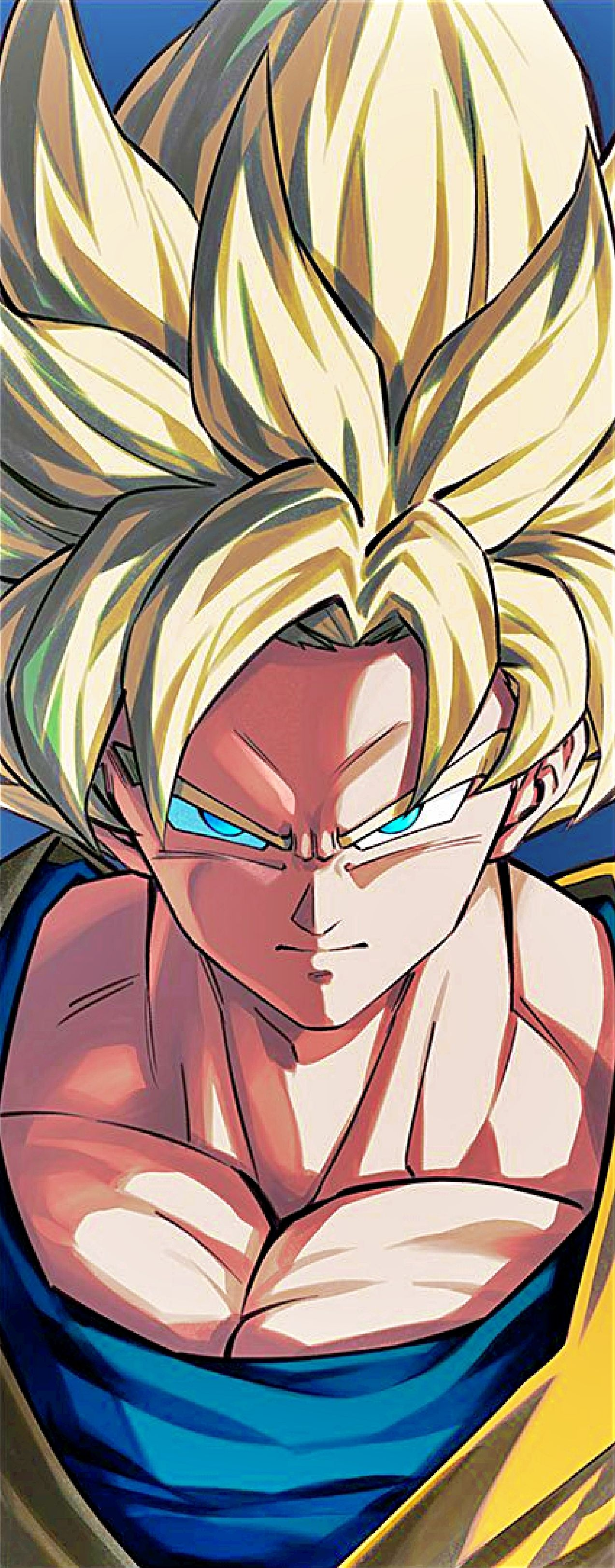 BY Mattari illust ╳ JUST SAY GG TO YOUR LIFE   Dragonball z ...