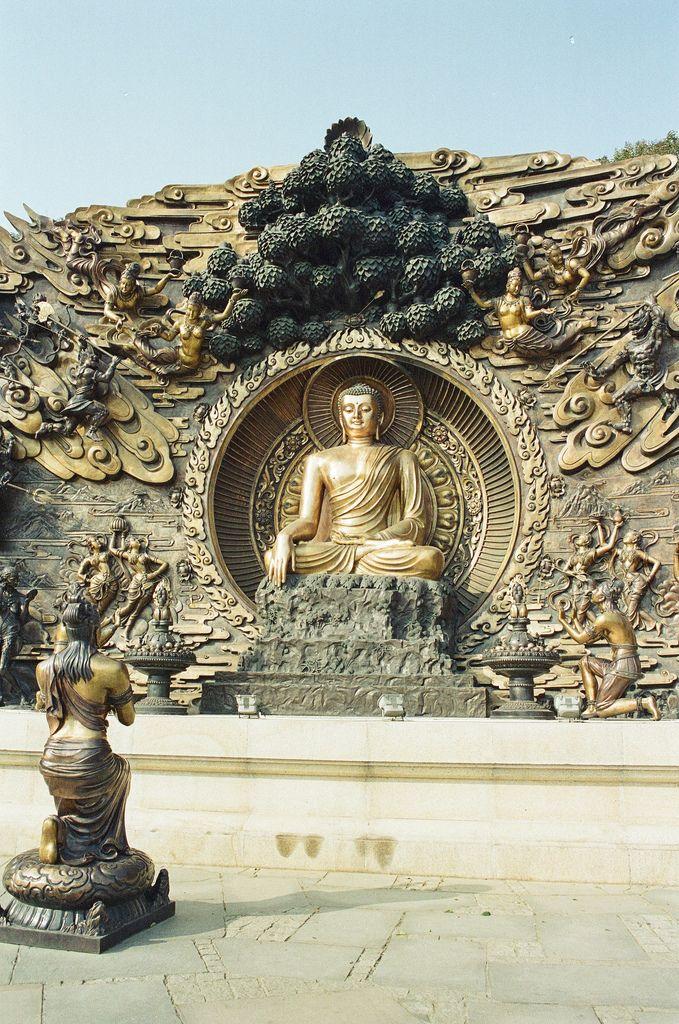 SUPERKINTARO Buddha temple, Buddha wall art, Buddha zen