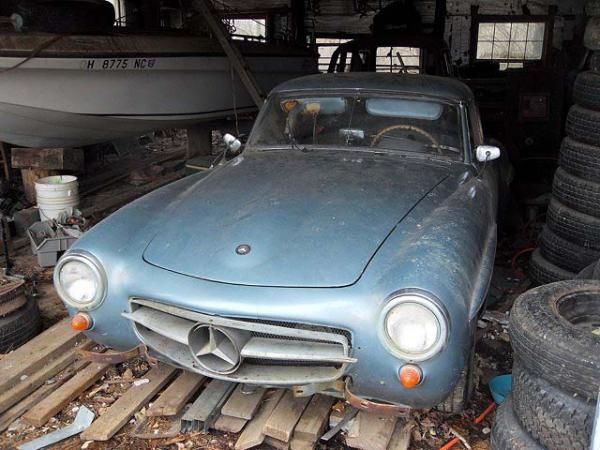 By Josh MortensenReader Jay L Just Submitted This Barn Find He Uncovered In The Country Side Of Ohio Being A Major Car Guy And An Amateur Auction Hunter