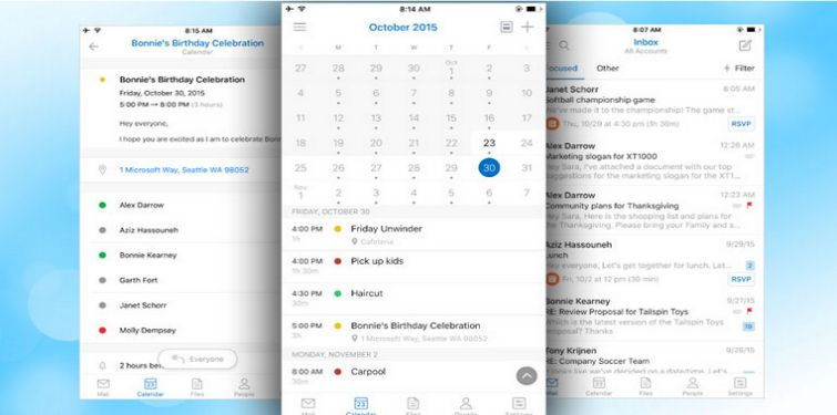 New Microsoft Outlook Update Comes to iOS and Android