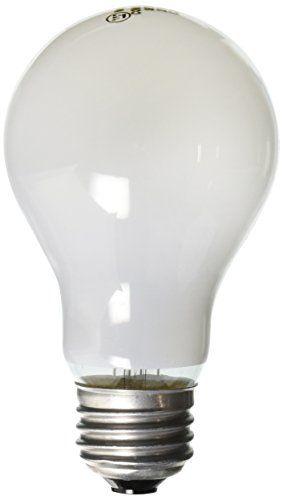 Westinghouse 0410000 25 Watt 130 Volt Frost Incand A19 Light Bulb 5000 Hour 205 Lumen 4 Pack With Images Led Light Bulbs Light Bulb Bulb