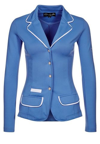 Spooks show jacket. Adoring the French blue! Would look incredible ...