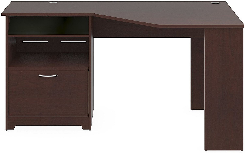 99+ Bush Furniture Wheaton Reversible Corner Desk - Rustic Home ...