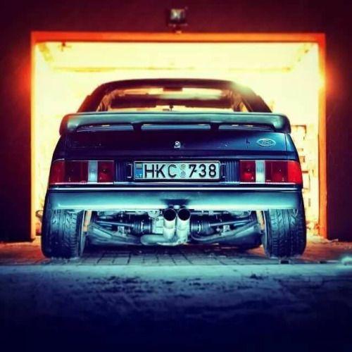 radracerblog:Ford Sierra  #RePin by AT Social Media Marketing - Pinterest Marketing Specialists ATSocialMedia.co.uk