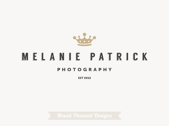 This Item Is Unavailable Etsy Premade Logo Design Photography Logo Design Logo Design