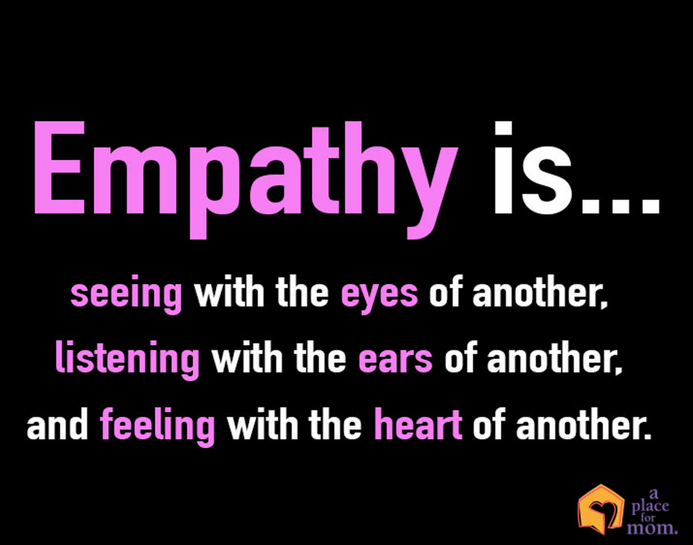 Empathy Is Inspirational Quotes Empathy Quotes Quotes Sayings