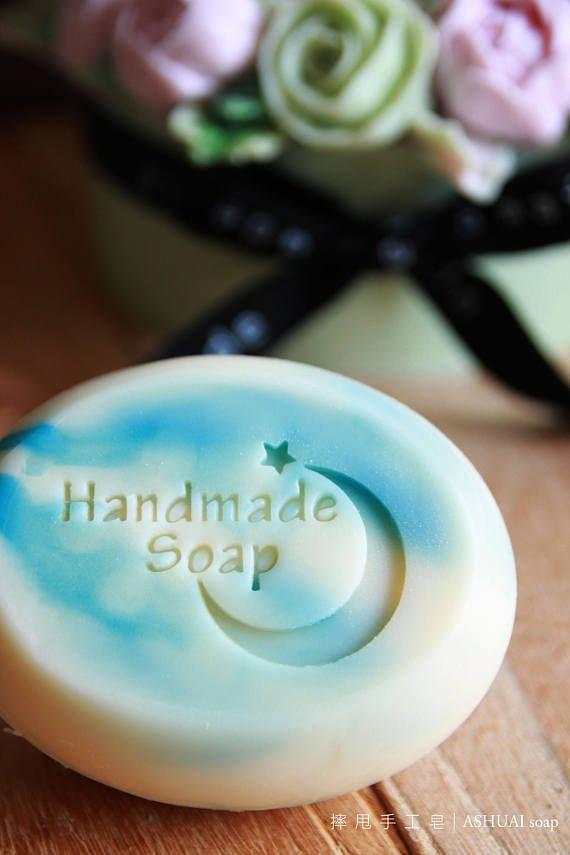 Acrylic Soap Stamp 001 Nightfree Shipping