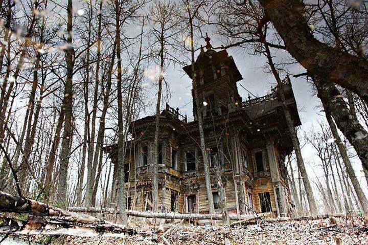 Beautiful Abandoned Place