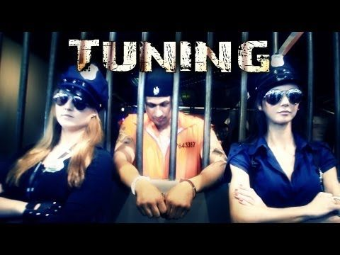 """""""Tuning ist kein Verbrechen"""" - eine Aktion des Autoclubs Underground CustomZ auf der Tuning World 2013. Wir haben die Aktion mit dem Dreh des Videos unterstützt. http://www.underground-customZ.at - http://MotorsAndGirls.com"""