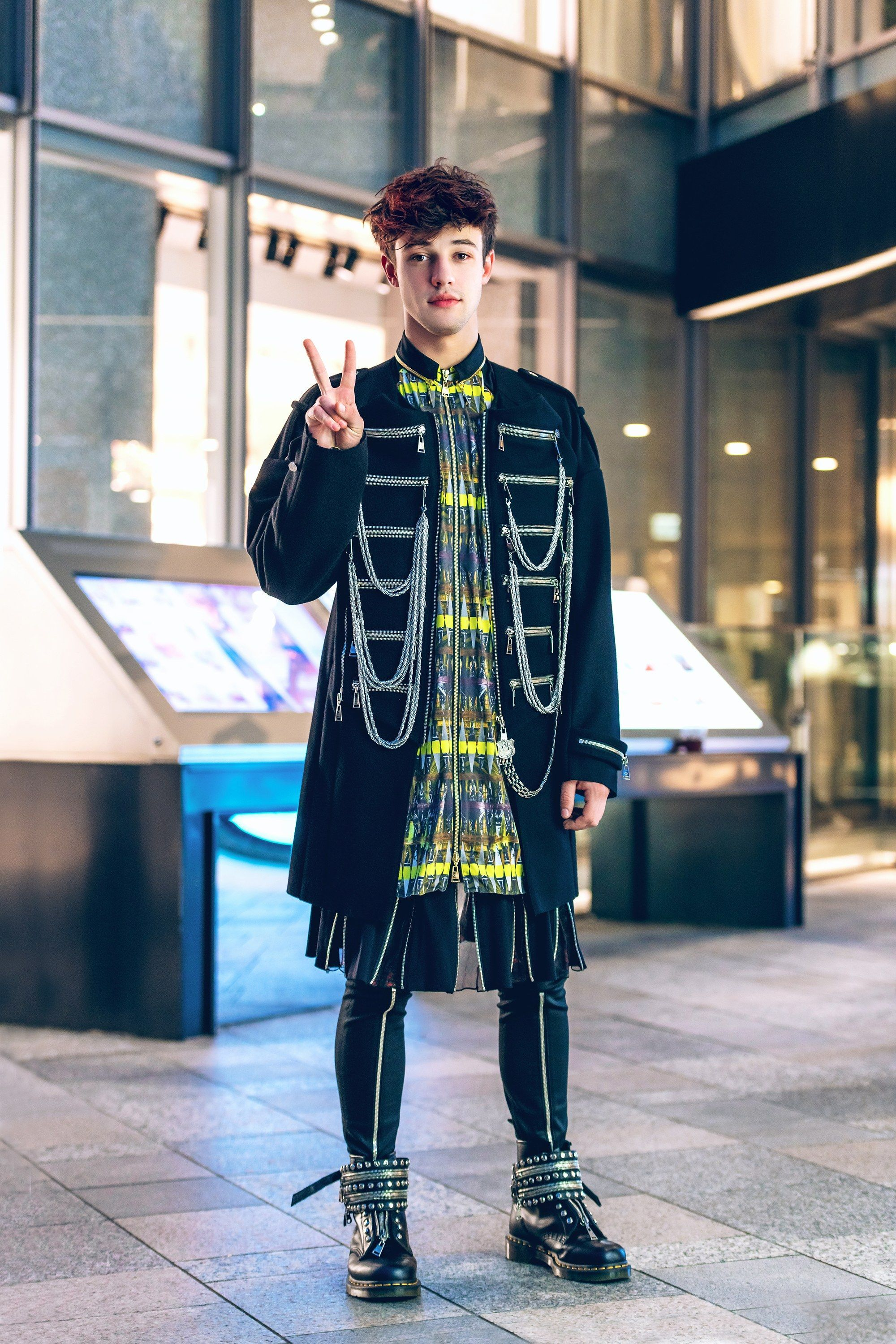 The Best Street Style From Tokyo Fashion Week Spring 2019 Thanks