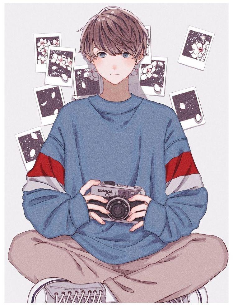 Random Anime Boys x Male Reader (BOOK 2)