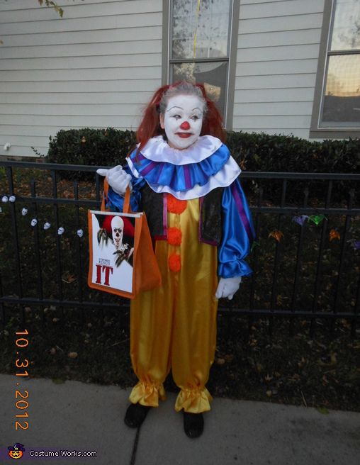 Anus the clown costume corley playboy nude