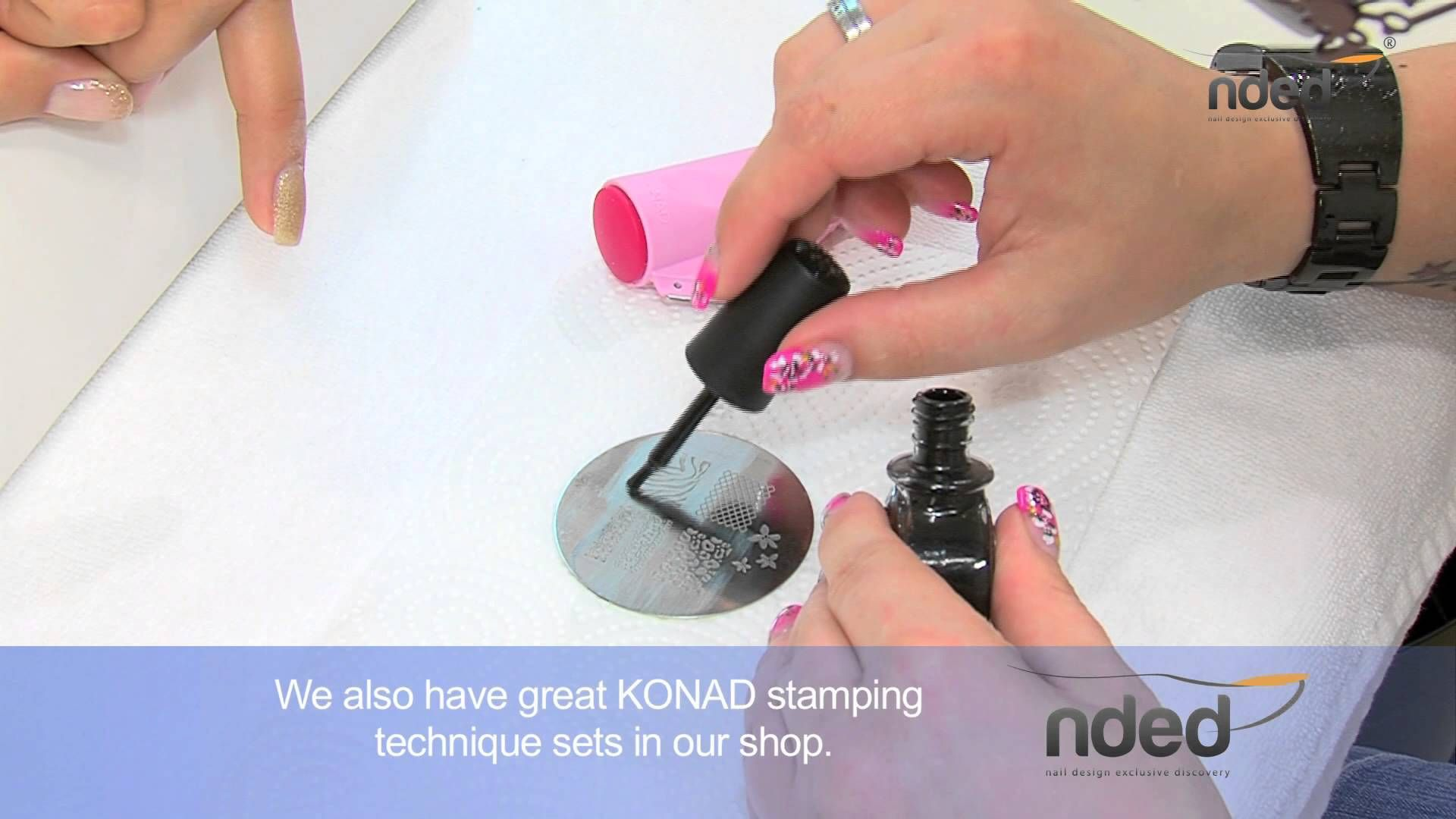 Nded in this nail art video tutorial you will see