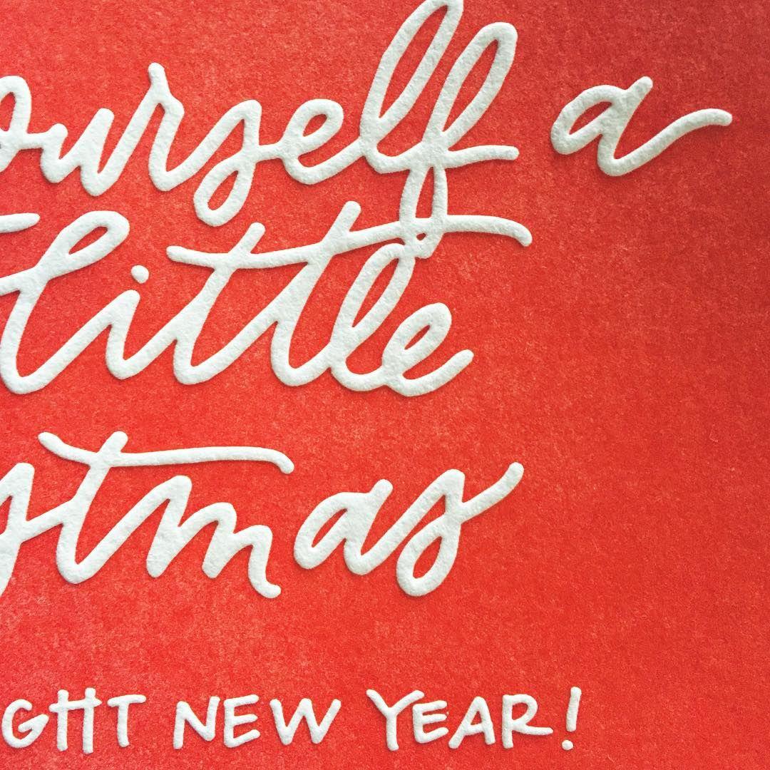 ashley buzzy lettering + press, @press.shop | atlanta, ga | Type ...