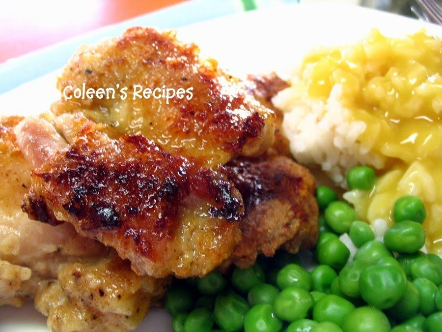 I kid you not, these chicken thighs are theBEST of theBEST andquick and easyto make. They are SUPER moist, SUPER tender and SUPER flavorful. We couldn't stop eating them and they are going straigh