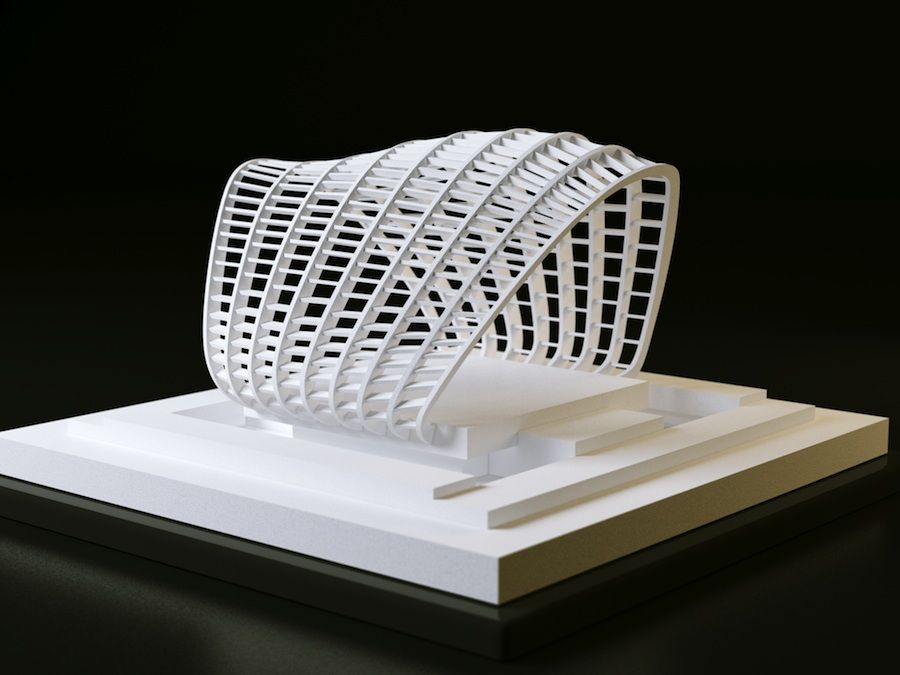 3d printed architectural model start making your own 3d Making models for 3d printing