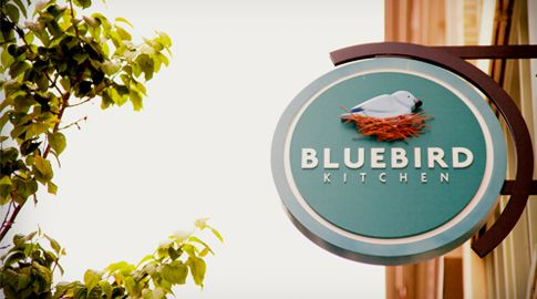 Bluebird Kitchen was founded on the notion that food on the go should be both delicious and exciting.