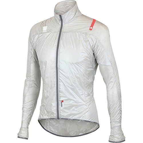 Sportful Hot Pack Ultra Light Jacket XLARGE SILVER Be