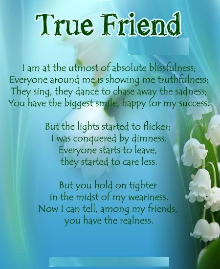 Love It Friends In Good Times And Bad Times Thankful For The