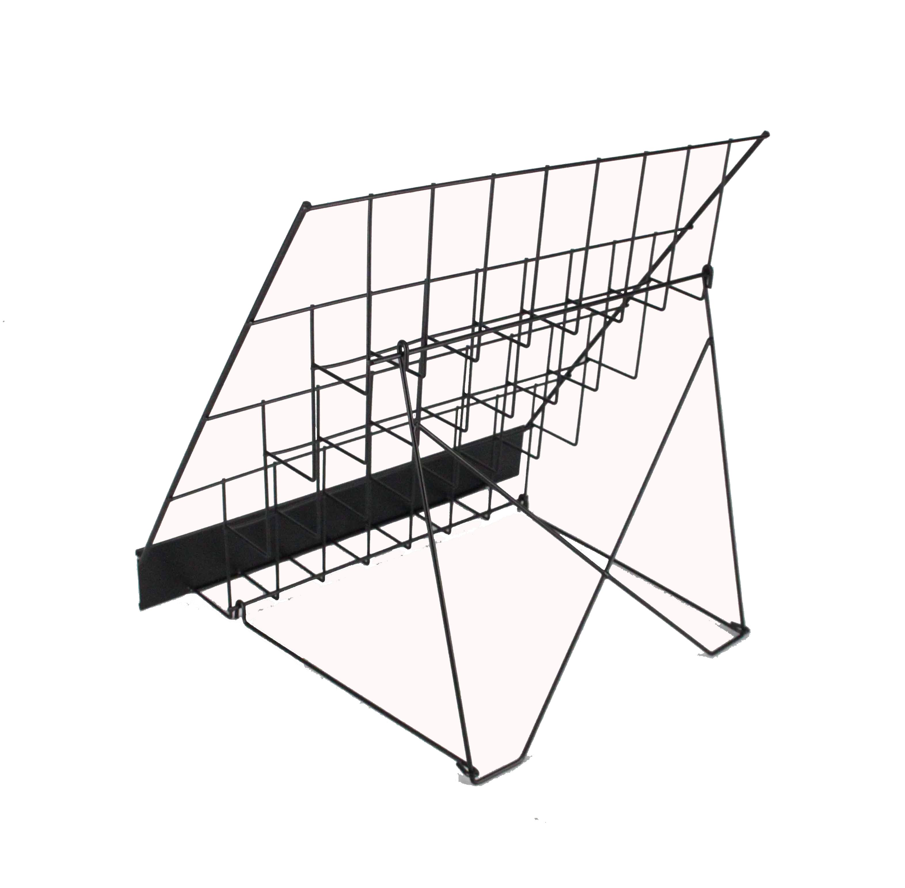 Placement Style Counter Tabletop This Wire Rack Has