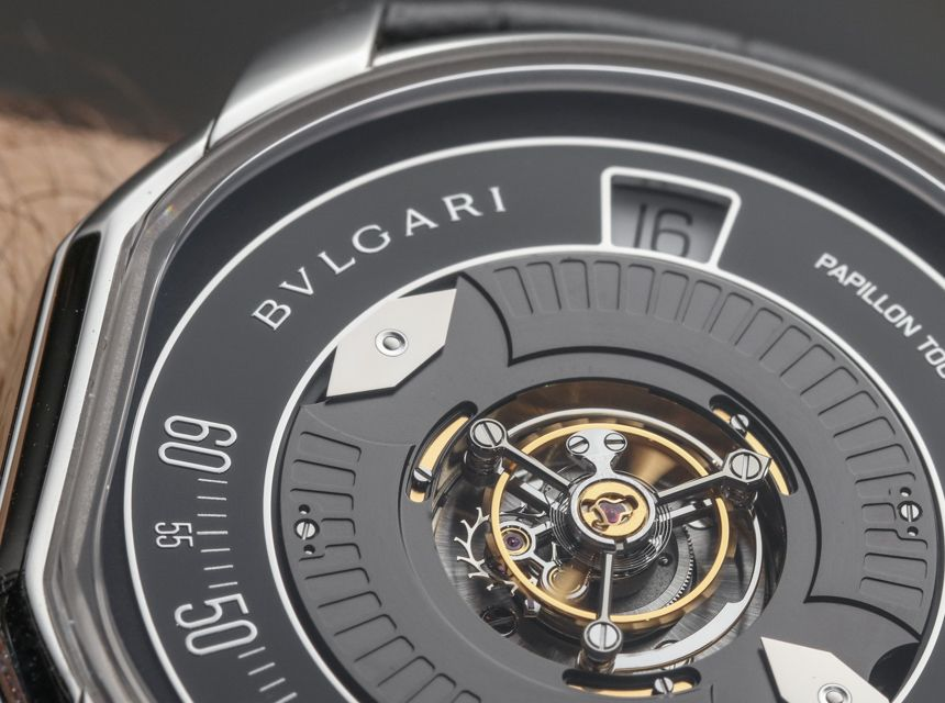 4c09135bf7b Bulgari Papillon Tourbillon Central Watch Hands-On