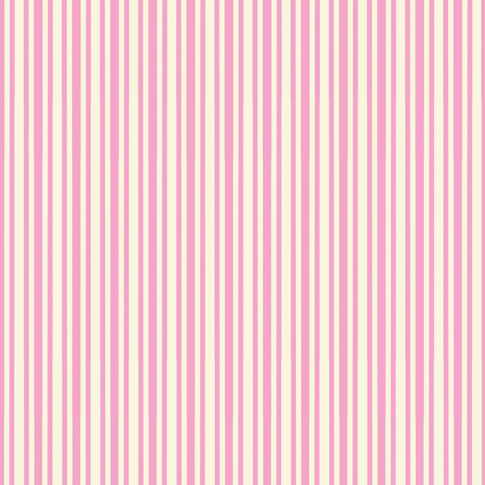 Scrapbook paper dollhouse wallpaper - Free Digital Scrapbook Paper Pink And Cream Ticking Stripes