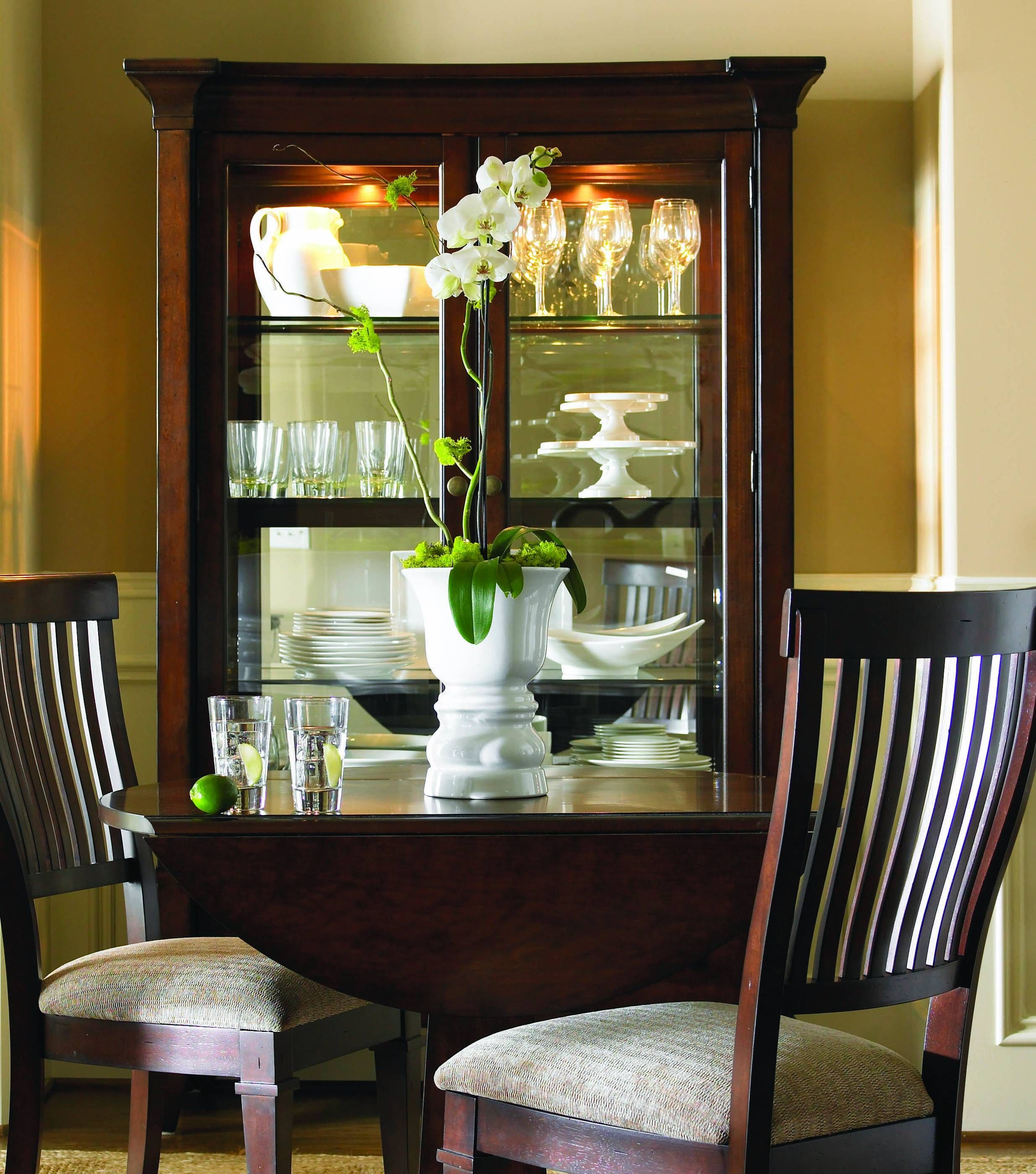 Room Modern China Cabinet Display Ideas