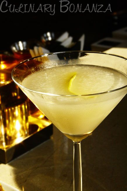 Show Me Love - Vodka, elderflower liqueur, lychee juice, lime  at CUT by Wolfgang Puck