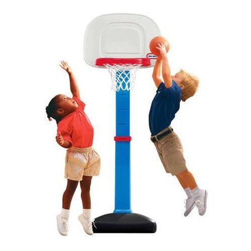 Little Tikes Adjustable Basketball Set Hoop Ball Rim Toy Toddler Child Kids Littletikes Basketball Games For Kids Basketball Goals Basketball Academy