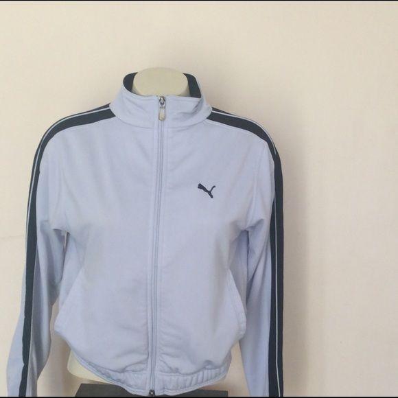 Puma jacket Puma zip up Puma Jackets & Coats