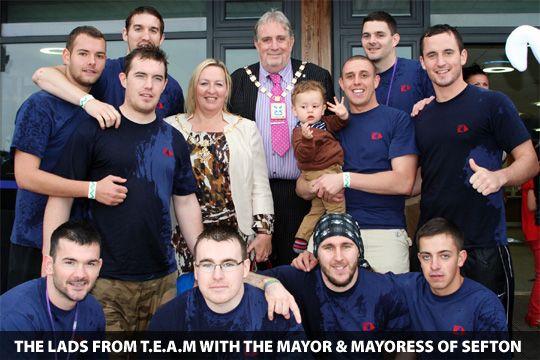 TEAM Fundraising - Liverpool, Merseyside