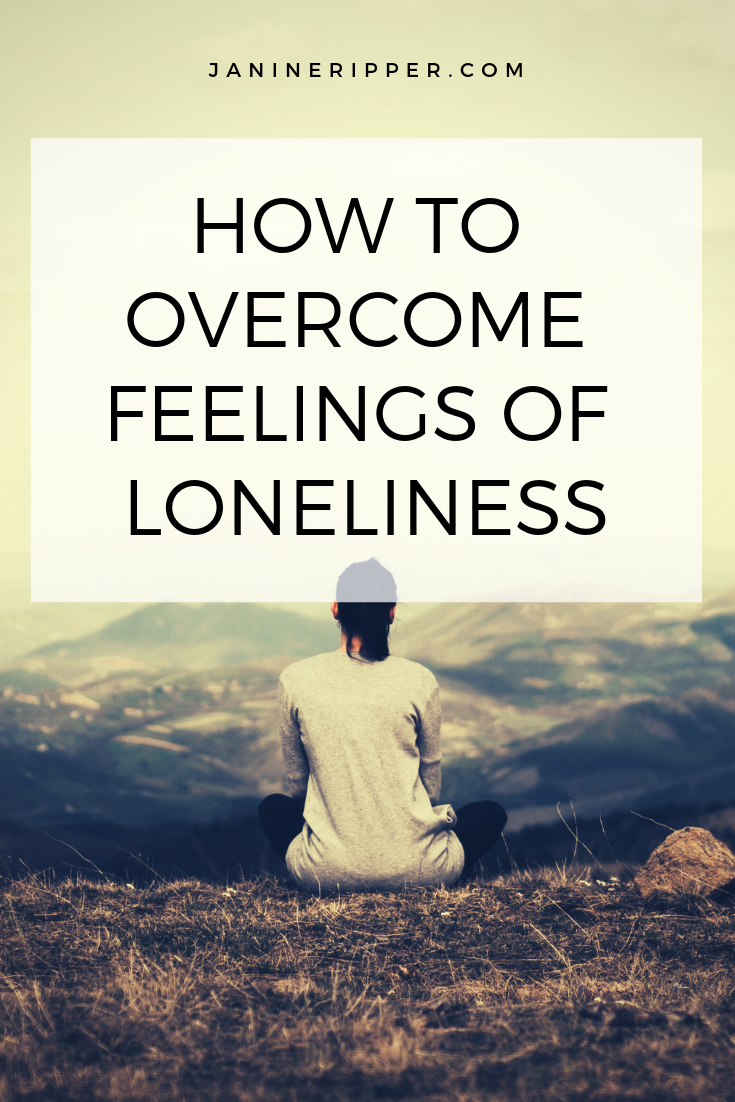 how to overcome the feeling of loneliness