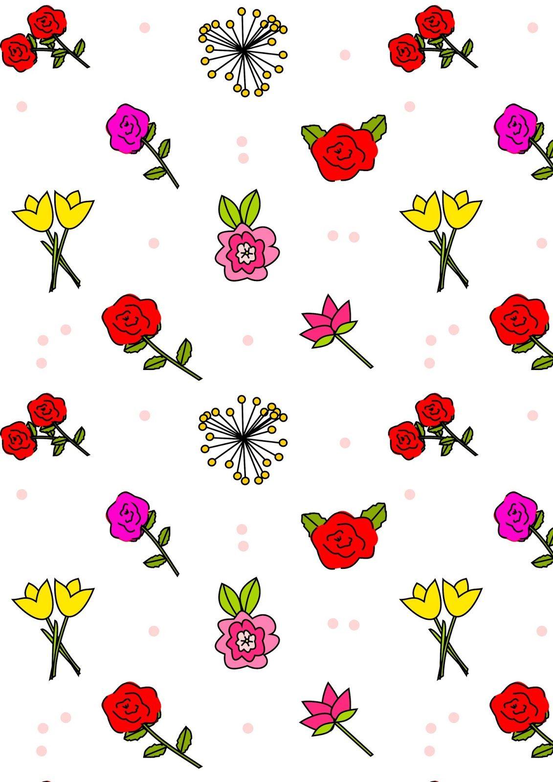 Paper Flower Patterns Free Yelomphonecompany