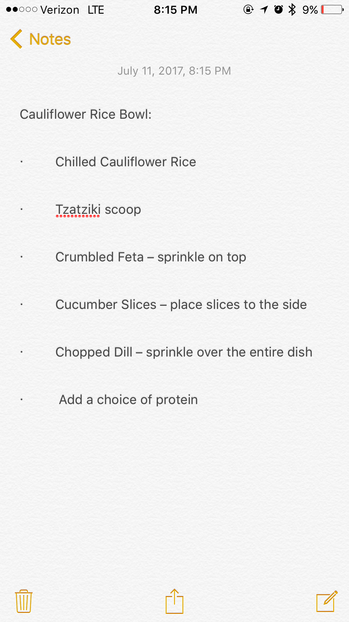 Zoe\'s Cauliflower Rice Bowl | Clean E A T S | Pinterest | Rice bowls ...