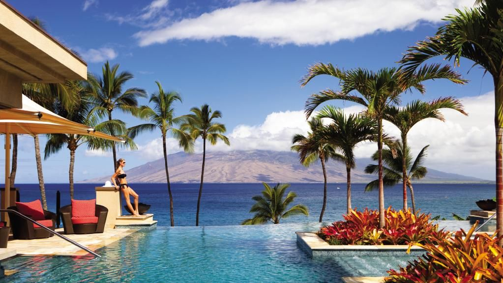 S Only Serenity Pool At Four Seasons Resort Maui Wailea Picture