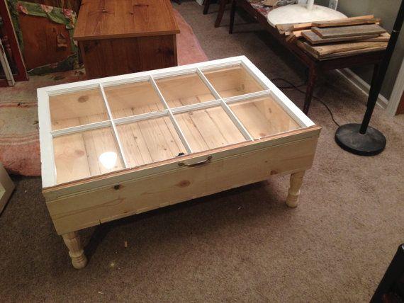 handmade reclaimed window shadow box coffeesandjbargainvault