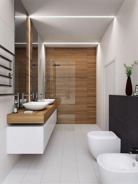 Photo of 30 idées de salle de bain moderne