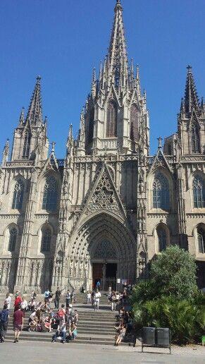 La Caedral de Barcelona
