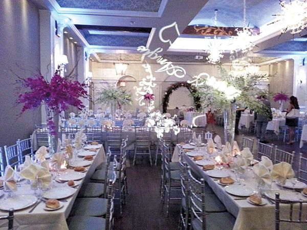 An Amazing Wedding Setup For Your Guests Awaits At Bay Ridge Manor In Brooklyn New York City Wedding Set Up Manor Brooklyn Wedding