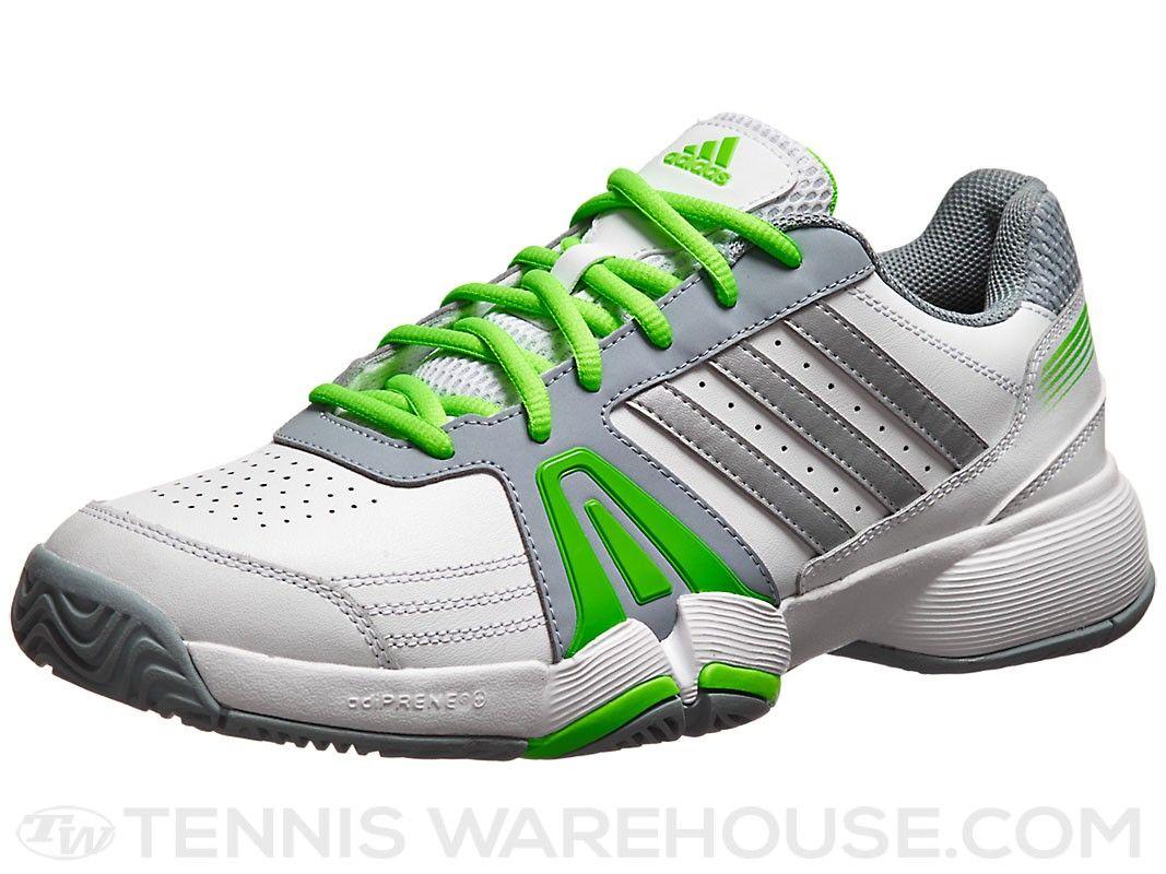 Adidas Bercuda 3 White Green Men S Shoe Mens Tennis Shoes Adidas Shoes Mens