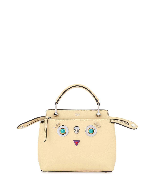 562995ad82b2 Faces Dotcom Small Vitello Satchel Bag
