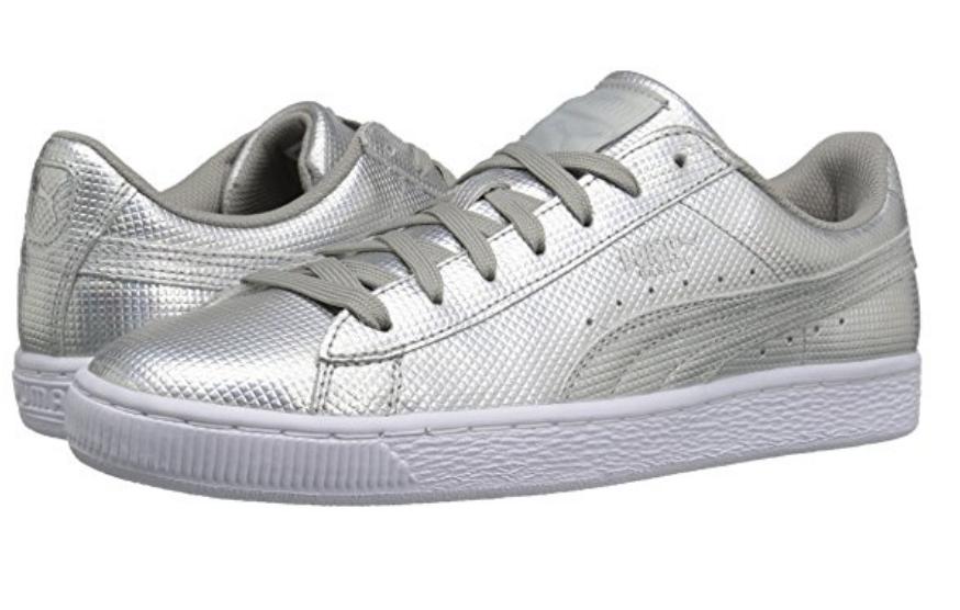 b14aecb9cec4 Silver Puma Sneakers Men's. #Sneakers #Shoes #MensStyle #Fashion  #WomensStyle #SneakerHead