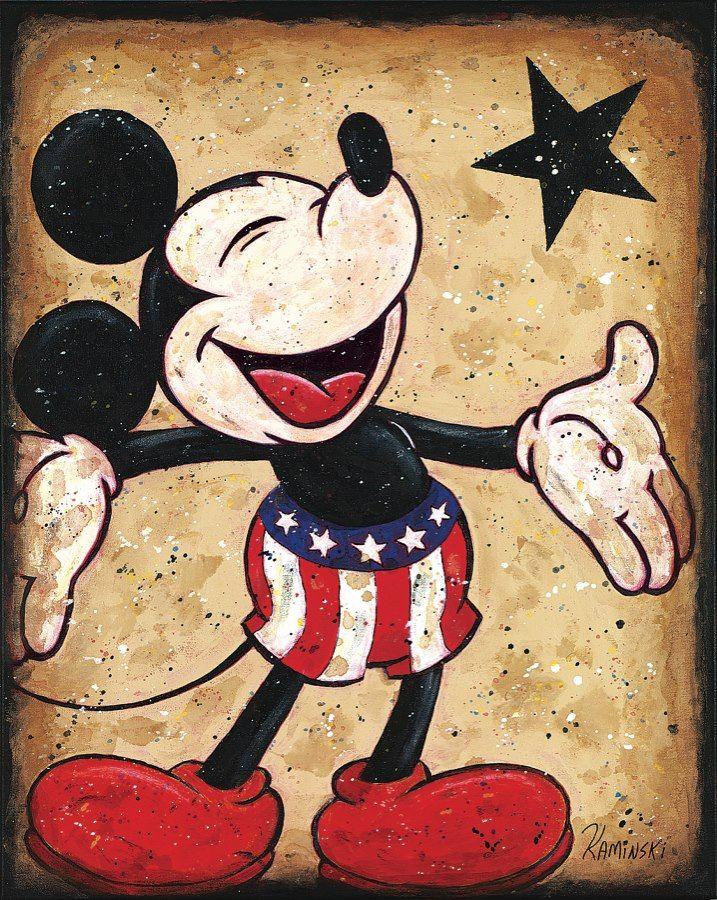 Mickey Disney Mickey Et Minnie Walt Disney Et Mickey Mouse