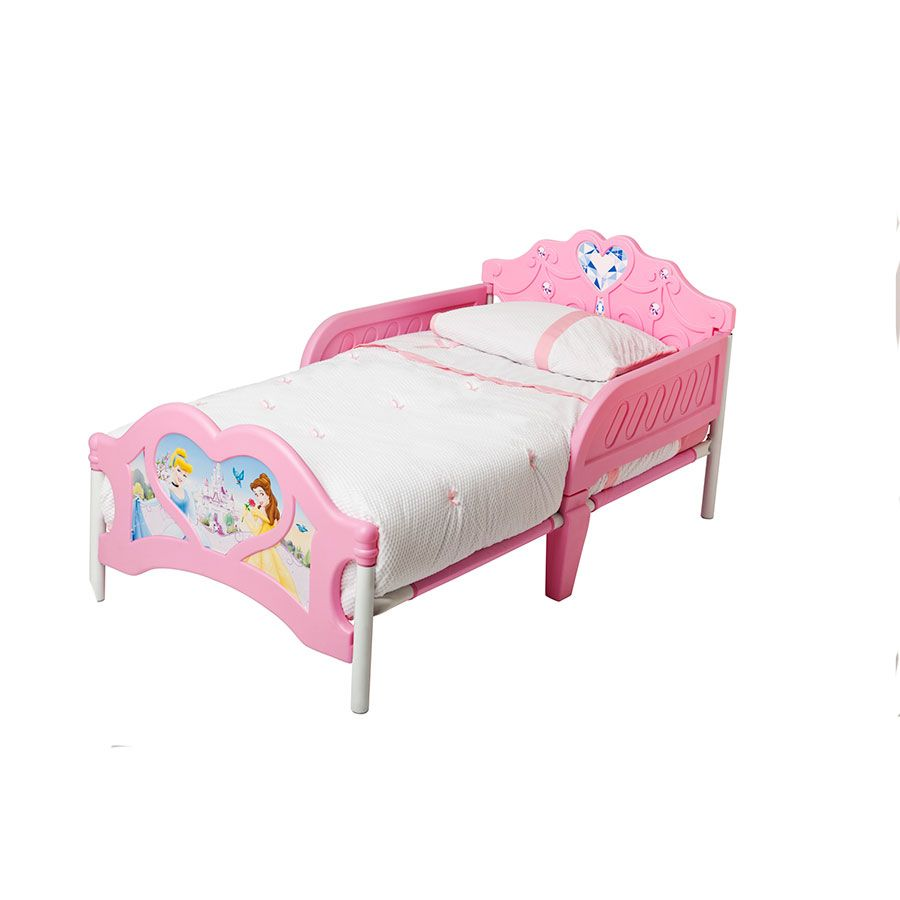 Disney Princess 3d Toddler Bed Toys R Us Australia