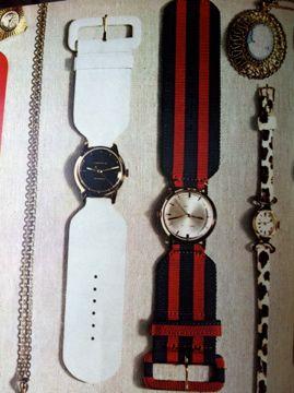 Grosgrain Watch Band