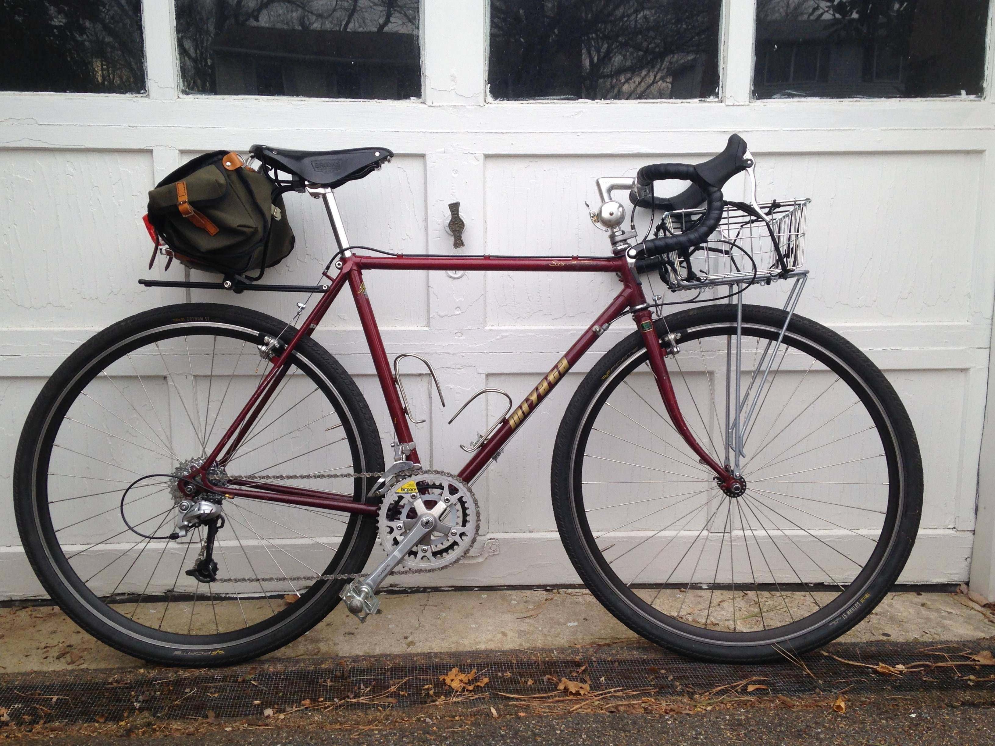 Show Us Your Gravel Grinder Page 13 Bike Forums Vintage Mountain Bike Commuter Bike Cyclocross