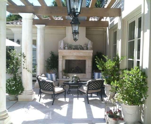 Come arredare la veranda in stile provenzale veranda for Arredare veranda